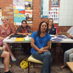 SMART Recovery National Program Coordinator Josette Freeman (back left) with staff from the Murrin Bridge Aboriginal Health Service Incorporated, who attended the SMART Recovery Facilitator Training Course.