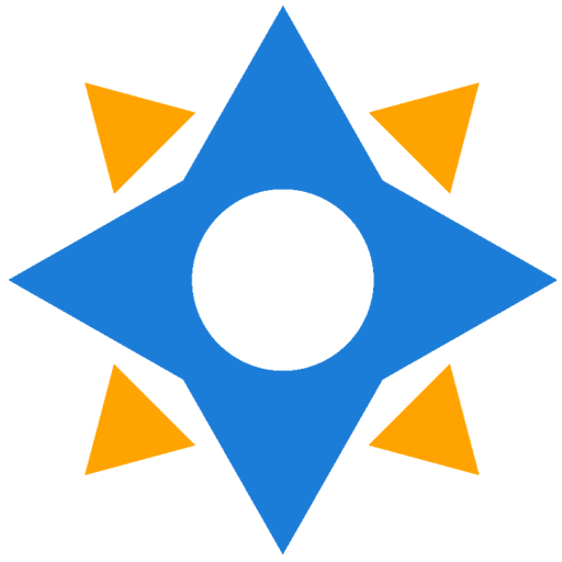 smart recovery logo star icon